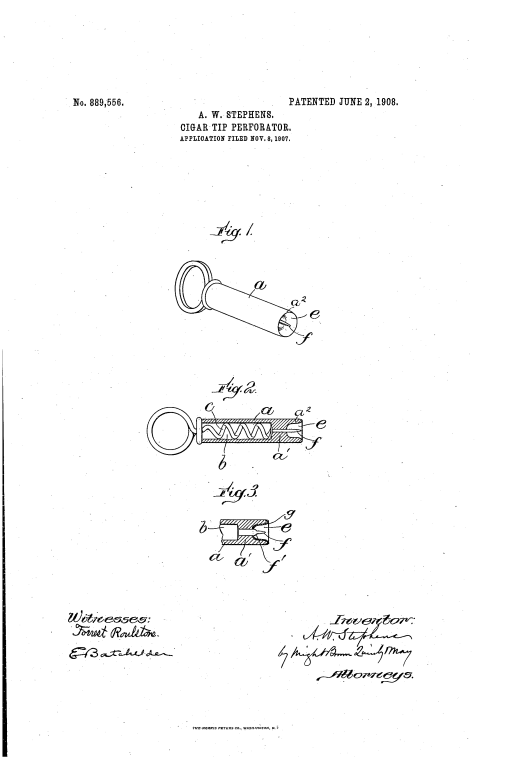 stephens patent draw