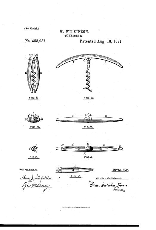 wilkinsonpatent
